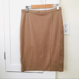 Club Monaco Pencil Fitted Bodycon Skirt